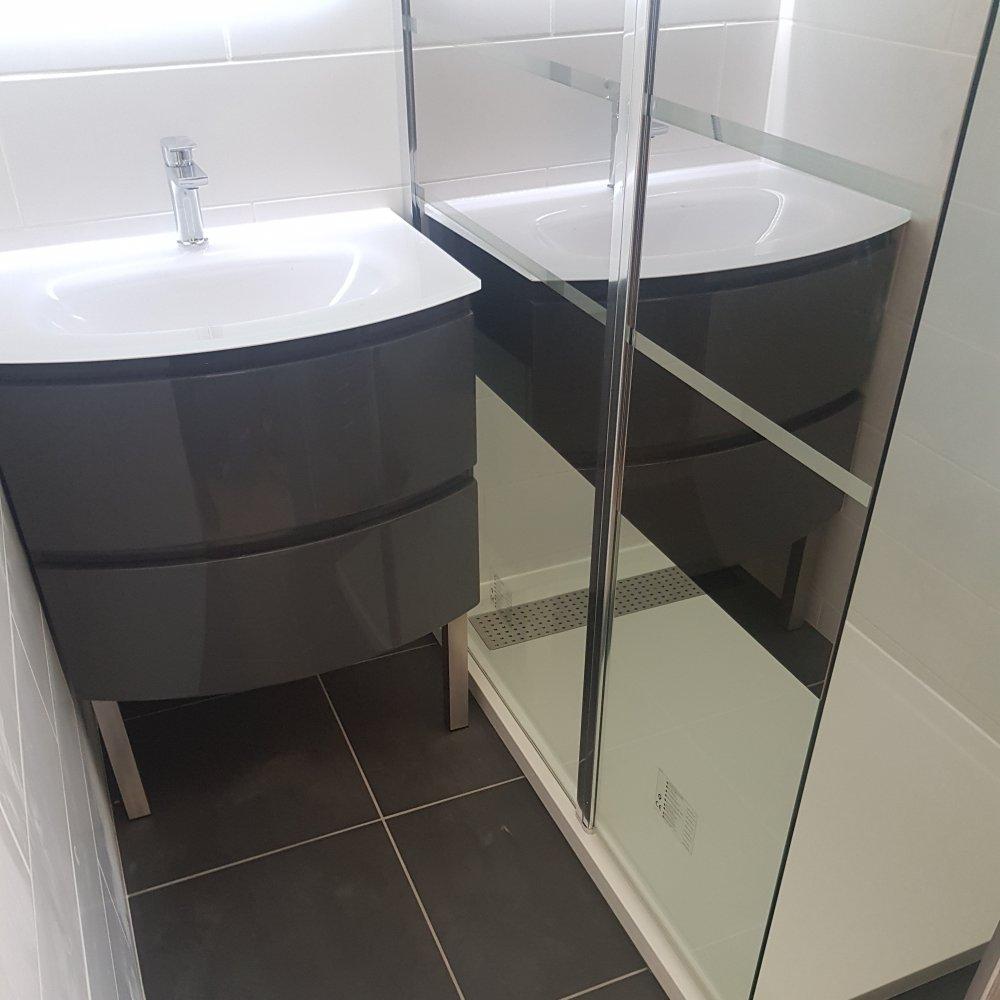 Aménagement Intérieur Salle Bain salle de bain et aménagement intérieur chatonnay | aim